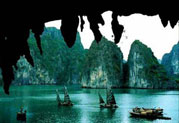 Trekking in Cat Ba National Park and Kayaking on Lan Ha Bay & Halong Bay